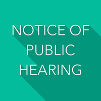 Notice-of-Public-Hearing
